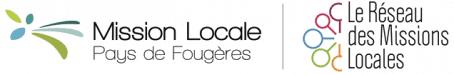Mission Locale du Pays de Fougères Logo